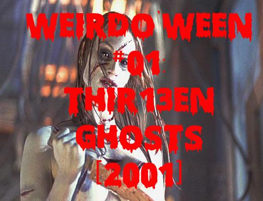 weirdo'ween-#1