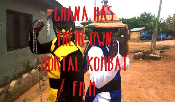 ghanamortalkombat