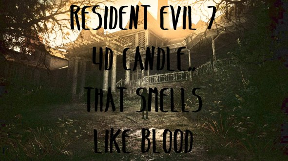 residentevilcandle